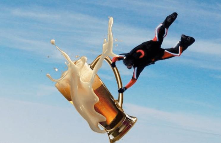 terminy jesienno-zimowe skokow spadochronowych