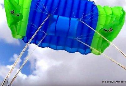 sprzet spadochronowy