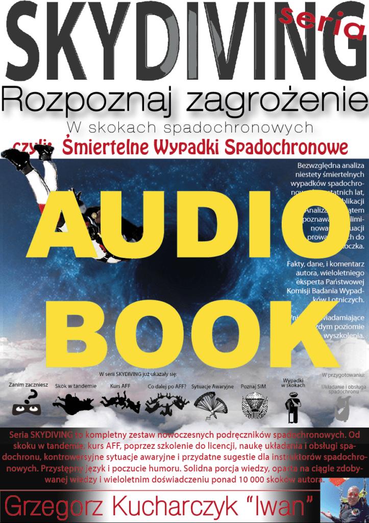 audiobook spadochronowy