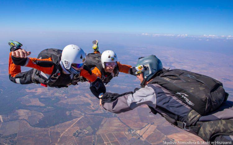 FS Camp Skydive Atmosfera #fscamp