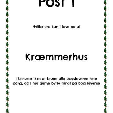 Danskløb – jul