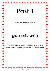 thumbnail of danskløb regnvejr
