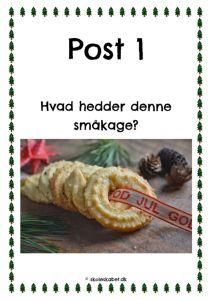 thumbnail of juleløb madkundskab poster