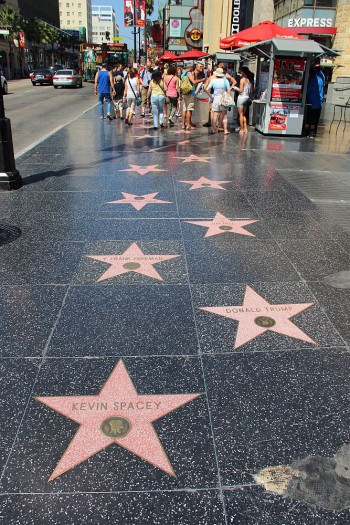 Hollywood - Walk of Fame