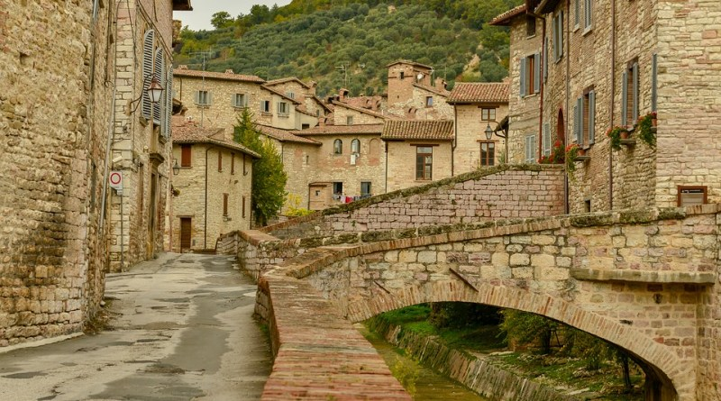 Assisi a Spello – historické perly Umbrie