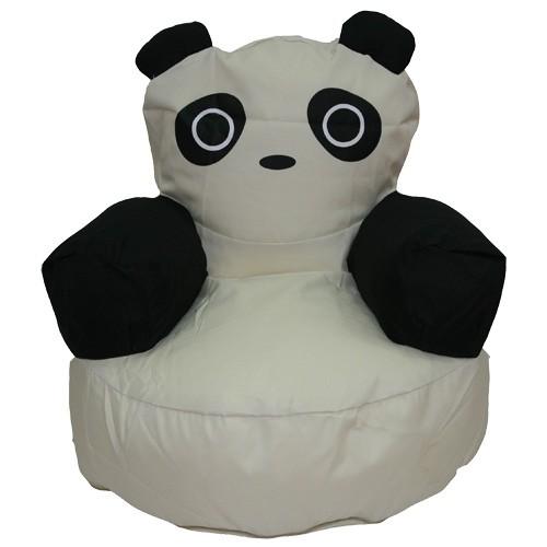 panda bean bag chair il mondo del bambino baby animal polyester