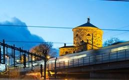 Järnvägsplanen för Västlänken har fastställts
