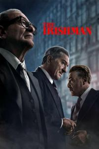 """Poster for the movie """"The Irishman"""""""