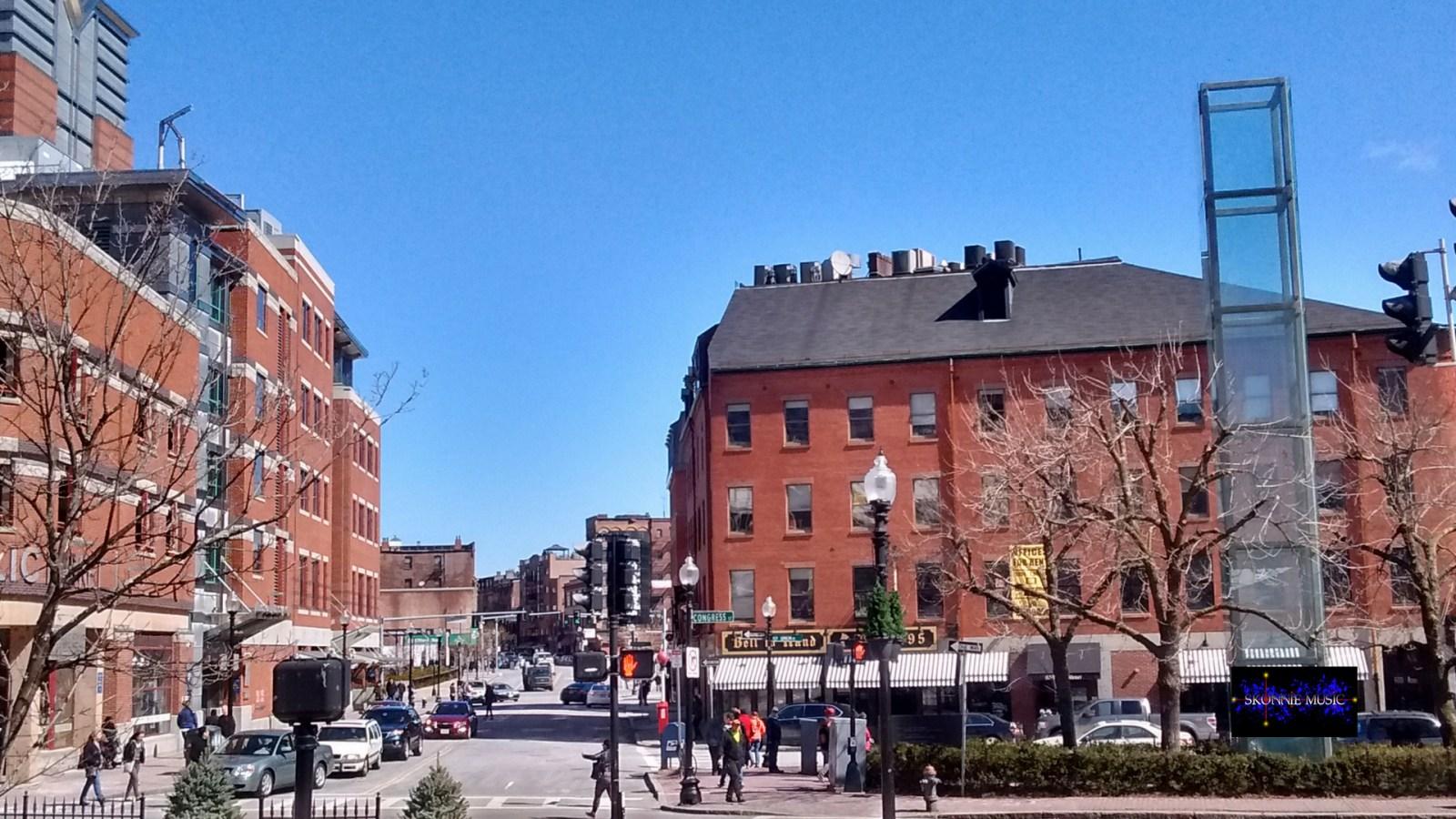 Boston, Guitars, Travel, Musicians, Skonnie Music