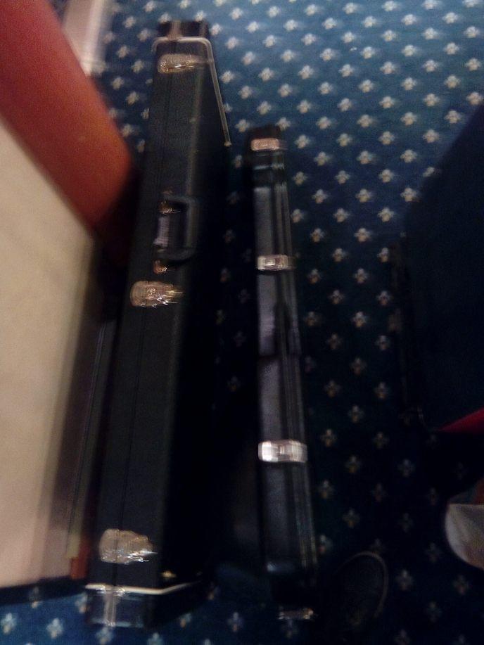 Skonnie Music, Guitar cases, Tour, World Travel