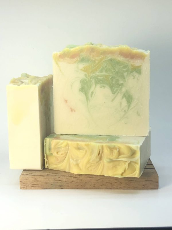 Mandarin Citron Soap