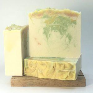 Mandarin Citron Soap