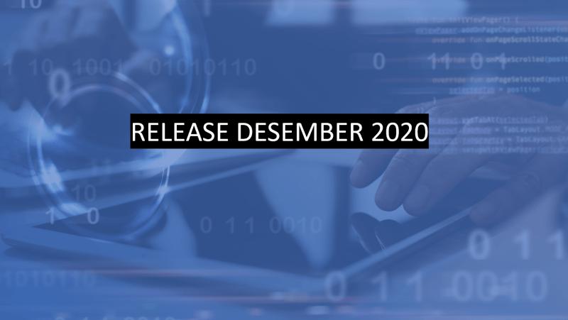 Release – Desember 2020