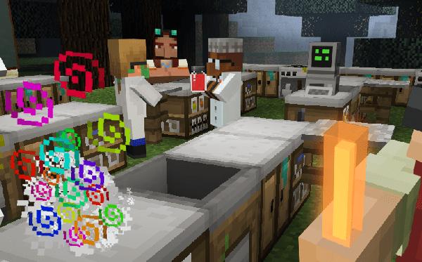 Minecraft, klasserommet og analyse