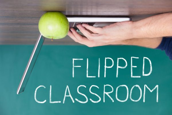 """The """"flipped classroom"""" supports multiple styles of learning"""