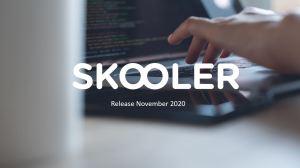 Release November 2020