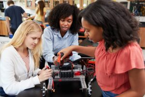 Improving STEM education by creating transformative learning experiences