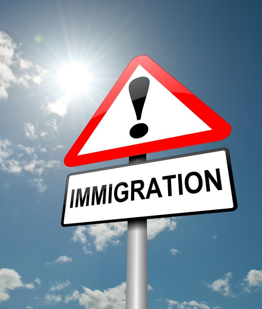Resultado de imagem para imagens sobre imigração