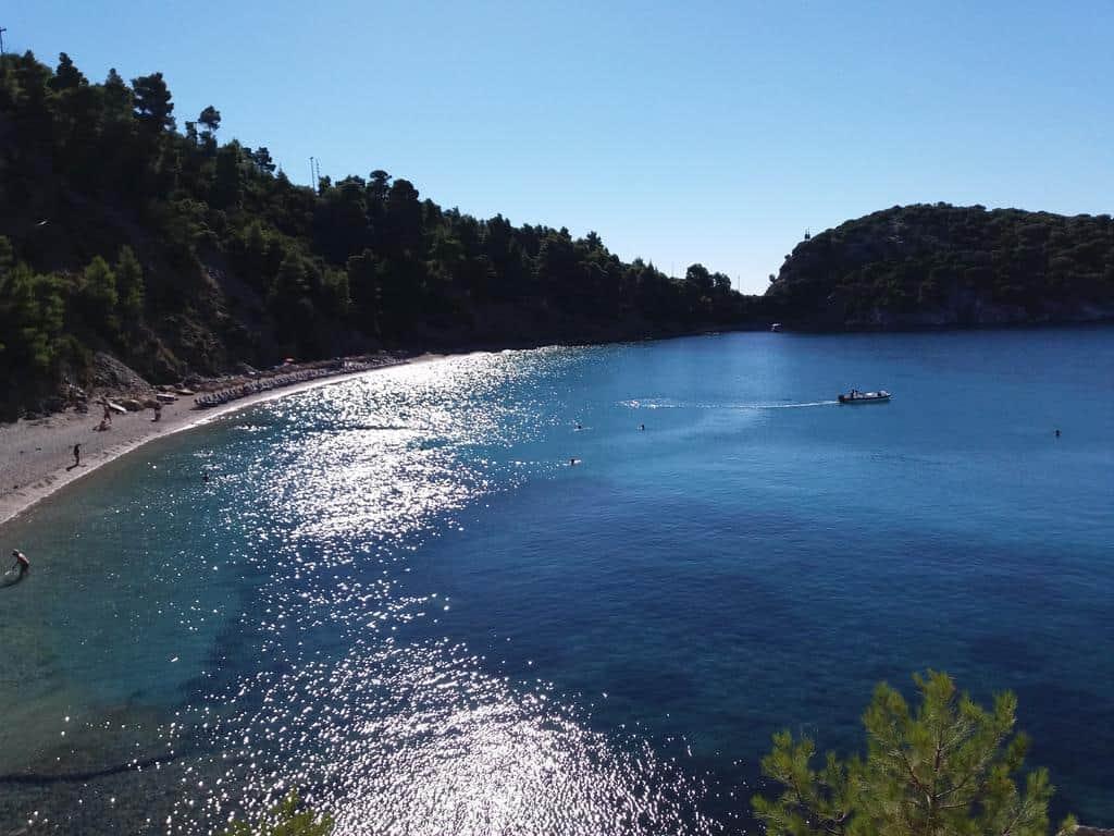 Αποτέλεσμα εικόνας για Παραλία Στάφυλου Σκόπελος