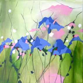 Abstrakte malerier til salg