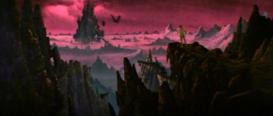 black cauldron castle