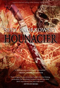 Hounacier Cover