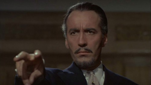 Duke de Richeau Christopher Lee