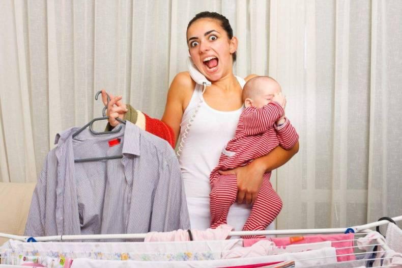Будни счастливой мамы VS несчастной женщины. Или как не потерять себя в декрете - 3