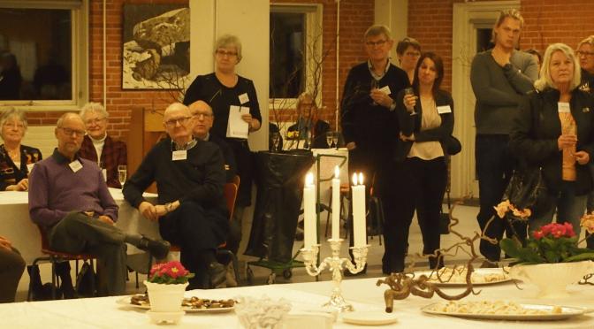 Nytårskur i Skovlunde Kulturhus