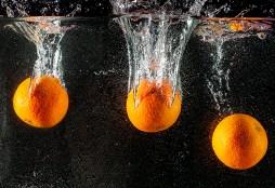 fotografia produktowa kraków, zdjęcia owoców, mandarynki