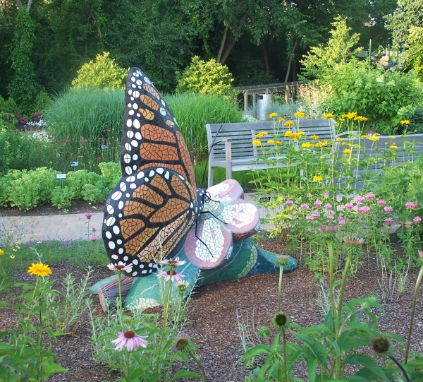 Garden Of Healing And Renewal In Clarkston Michigan Sandie' Beaten Path