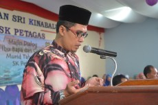Bacaan doa oleh Ustaz Khairuddin