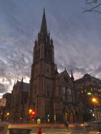 Old South Church in downtown Boston