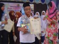 Tokoh Nilam Peringkat Sekolah, Pencapaian Pingat Perak.