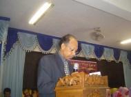 PK 1 Membaca Perutusan Hari Guru