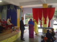 Majlis Perpisahan PK Pentadbiran.