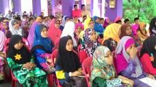 MTQ Zon 2 Machang; Penonton yang hadir
