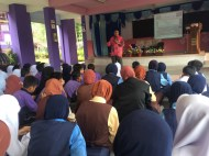 Israk Mikraj: Sesi ceramah