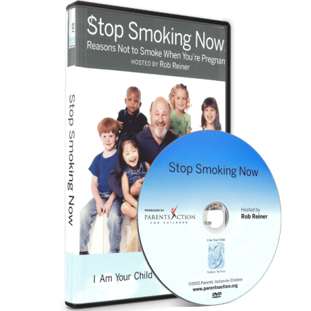 I Am Your Child Video Series: Stop Smoking Now: Reasons Not to Smoke When You're Pregnant