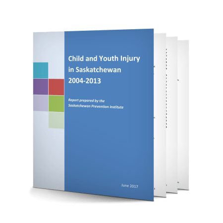 4-007: Child and Youth Injury in Saskatchewan, 2004-2013