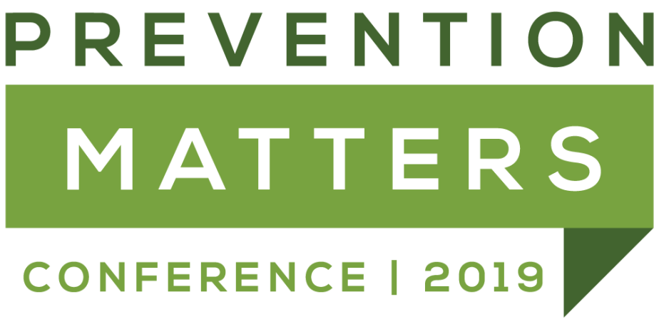 Prevention Matters Conferences 2019: Connecting and