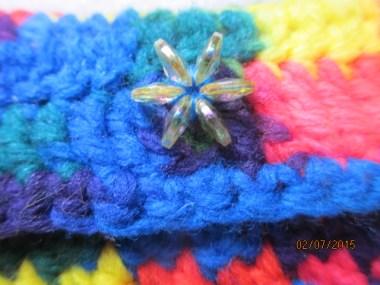 3a4 Crochet hook pouch