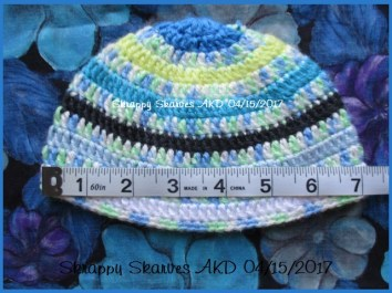 47a Simply soft Puppy print Beanie