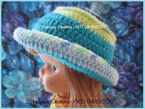 48a Baby Bucket Hat
