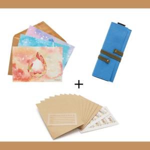 Открытки, Пишите письма и Уютный карман   Домашнее издательство Skrebeyko