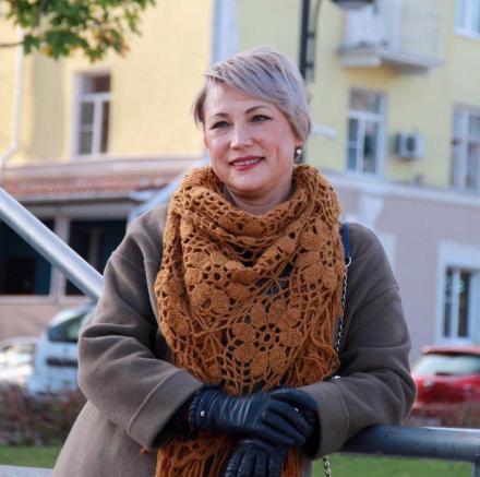 Оксана Котельникова - Воронеж | Домашнее издательство Skrebeyko