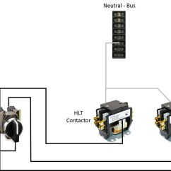 Wiring Diagram Of Contactor Ford Trailer Plug Cutler Hammer Relay Imageresizertool Com
