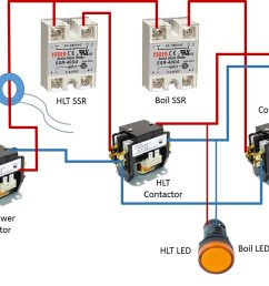 4p contactor 30a wiring diagram wiring diagram article review 30 amp ac contactor wiring diagram [ 2014 x 1113 Pixel ]