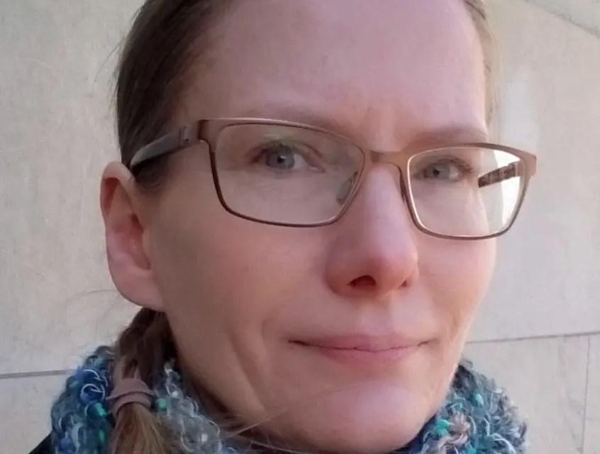 Maria Zetterström, vinnare i  SkrivarSidans novelltävlingen 2017