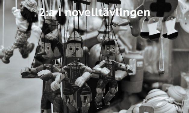 Pojken av trä – 2:a i novelltävlingen 2017